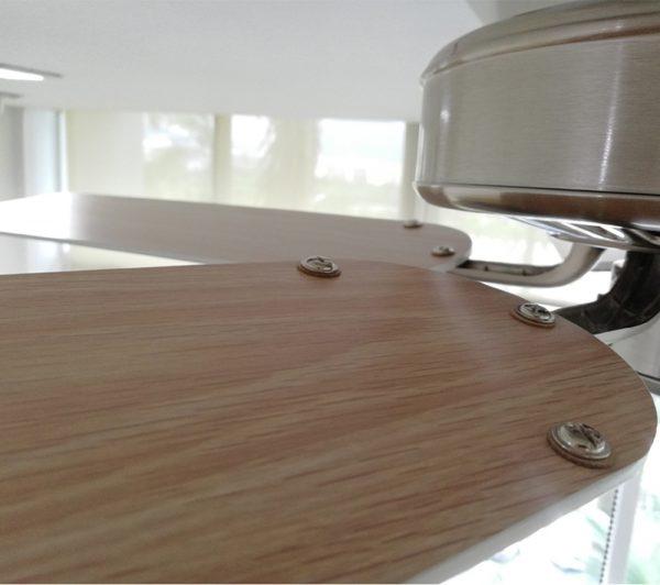 Quạt trần cánh gỗ cao cấp