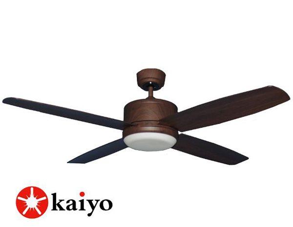 Quạt trần cánh gỗ cao cấp Kaiyo NAGO-594