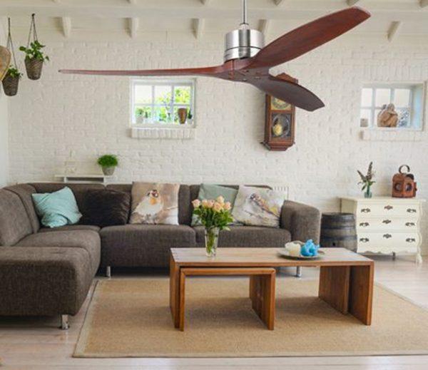 Lựa chọn quạt trần cho chung cư trần thấp như thế nào?