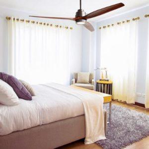 Quạt trần phòng ngủ